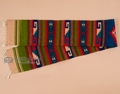 Indian Style Zapotec Wool Table Runner