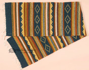 """Southwest Zapotec Indian Table Runner 15""""x80"""" (a38)"""