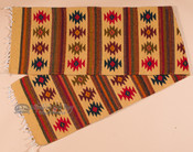 Mexican Style Wool Table Runner