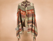 Southwest Native Design Shawl