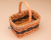 Small Rectangle Amish Gift Basket