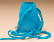 Cherokee Medicine Pouch - Turquoise