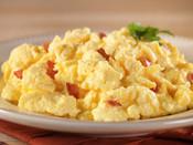 Scrambled Eggs w/ Bacon