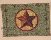 Southwestern Tapestry Placemat -Western Star