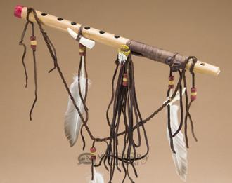 "Native American Bamboo Flute 13"" - Navajo"