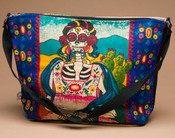 Southwestern Day of the Dead Purse -Dressed Up