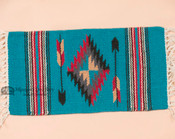Chimayo Turquoise Wool Placemat