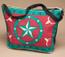 Southwest Native Design Purse -Turquoise Star