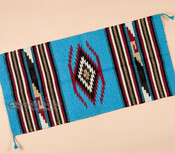 Southwestern Style Throw Rug 20x40 (ha40112f)