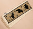 Southwestern Textured Table Runner -wildlife close up