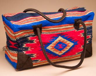 a2da4059dc2 Teal Southwest Weekender Duffel Bag bags t Classic