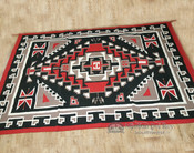Large Handwoven Southwest Rug