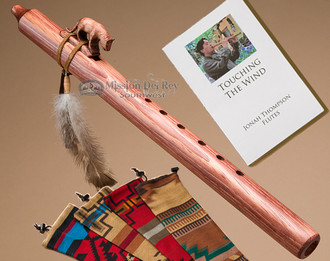 Native American Flute Walnut Mt. Lion