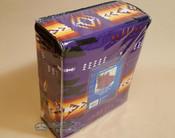2 pc. Purple Sheet Set -Queen