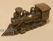 "Bronze Rustic Western Style 4"" x 1.5"" - Train Engine"