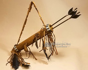 Choker Quiver with Arrows Set -Old Style