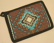 Becenti Style Western Pot Holder