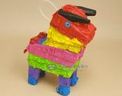 Mini Mexican Pinata -Bull
