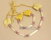 Native American Choker Style Necklace & bracelet Set -Navajo