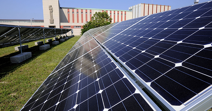 solar panel kits residential and commercial