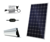 Canadian Solar 2.36kW Roof Mount Solar Kit
