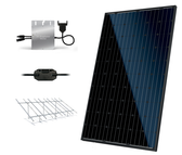 Canadian Solar 8.10kW Microinverter Ground Mount Solar Kit