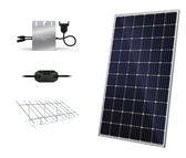 Canadian Solar 21.24kW Microinverter Ground Mount Solar Kit