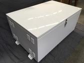 SR-BB16-L16,530-2X8-IN Closed Battery Enclosure