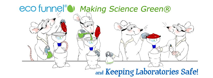 CP Lab Safety lab Rats working together with ECO Funnel