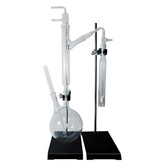 Wheaton 377160 Complete Cyanide Distillation Apparatus Kit, Clear-Seal Joints