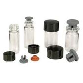 Wheaton 651905 5mL Vacule Vacuum Ampule, 22-350 Cap, Case/200