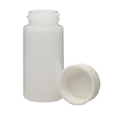 Wheaton 986710 20mL LS Scintillation Vials, HDPE, Polyethylene Foam Lined Caps, Case/500