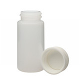 Wheaton 986720 20mL LS Scintillation Vials, HDPE, Polyethylene Foam Lined Caps, Case/1000