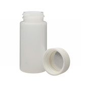 Wheaton 986721 20mL LS Scintillation Vials, HDPE, Foil Lined Caps, Case/1000
