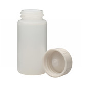 20mL LS Scintillation Vials, HDPE, Urea Cap Sep, Polyethylene Cone Liners, case/1000