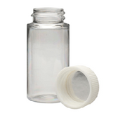 20mL LS Scintillation Vials, PET, Urea Metal Foil Lined Caps, case/1000