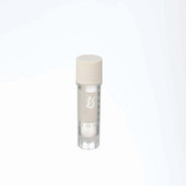 2mL Ext FS CryoElite Vials, White Cap, Label, sterile, case/500