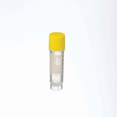 2mL Ext FS CryoElite Vials, Yellow Cap, Label, sterile, case/500