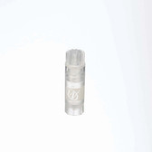 1.2mL Internal Thread FS CryoElite Vials, Natural Cap, Label, sterile, case/500