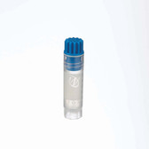 2mL Internal Thread FS CryoElite Vials, Blue, Cap, Label, sterile, case/500