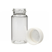 Wheaton 986591 20mL LS Scintillation Vials, 24-400 Foil Lined Cap, case/500