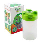 ECO Battery Bin - Test, Store & Recycle AA, AAA, C, D Batteries
