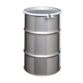 Stainless Steel Drum, 30 gallon, Open Head