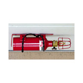 Justrite 915401 Fire Suppression, Standard - 2 Drum
