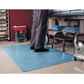 "Anti-Fatigue Hospital Mat, Dr. Stand-Eze Clean Room Mat, 7/8"" thick, 3' x 4'"