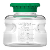 Autofil Reservoir Bottle and Cap, 250mL, PETG, Sterile, case/24