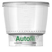 500mL, 0.2um PES, Funnel, Only, for Vacuum Filter, Autofil, case/24