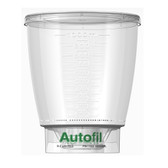 1000mL, 0.2um PES, Funnel, Only, for Vacuum Filter, Autofil, case/24