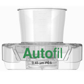 Centrifuge Funnel Only, 50mL, 0.45um PES, Autofil, case/48
