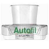 Centrifuge Funnel Only, 50mL, 0.1um PES, Autofil, case/48